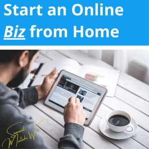 A step by step guide on how to make money + 7 Online business ideas