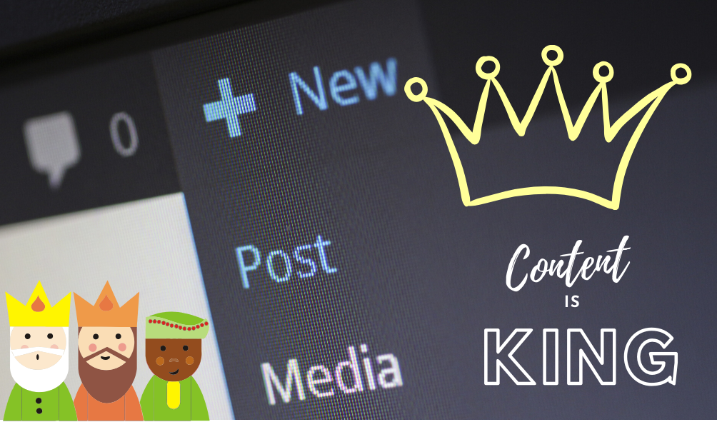 Content is King for every blogging business