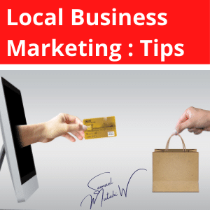 Tips to Market Your Online Business Locally