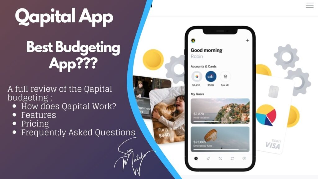 Qapital app review: Qapital is a great tool for helping you budget and save money